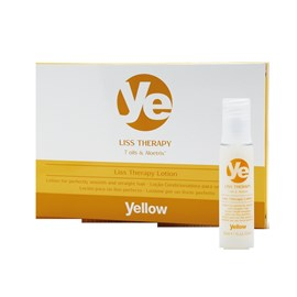 Ampola Yellow Liss Therapy Reconstrutora - 13ml