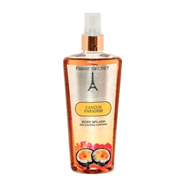Body Splash Paris Secret Corporal Cancun Paradise - 250ml
