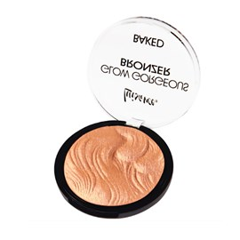 Bronzer Luisance Glow Gorgeous Baked Cor A - Ref L3033 - 8g