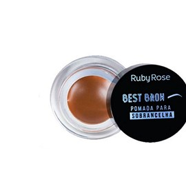 Cera para sobrancelhas Ruby Rose Best Brow - cor Light HB-8400