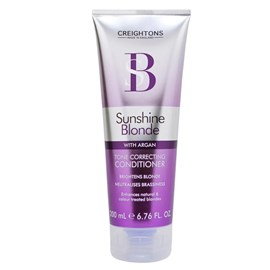 Condicionador Creightons Sunshine Blonde Tone Correcting - 200ml