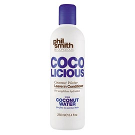 Condicionador Phil Smith Coco Licious Coconut Water - 250ml
