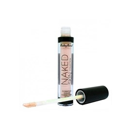 Corretivo Líquido Ruby Rose Naked Skin Collection HB-8090 Cor 1 - 4ml