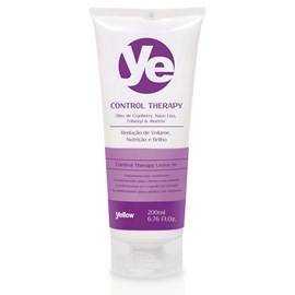 Creme de Pentear Yellow Control Therapy Leave-in - 200ml