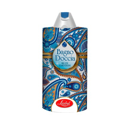 Espuma de Banho Liabel Blue Emotion - 500ml