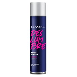 Hair Spray Lowell Deslumbre Fixação Extra Forte - 500ml