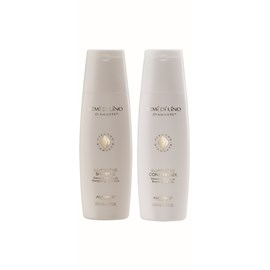Kit Alfaparf Semi Di Lino Diamante Illuminating Shampoo + Condicionador - 250ml