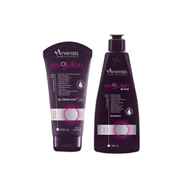 Kit Arvensis BB Hair Shampoo + Leave-In - 200ml