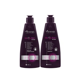 Kit Arvensis BB Hair Shampoo + Máscara - 300ml