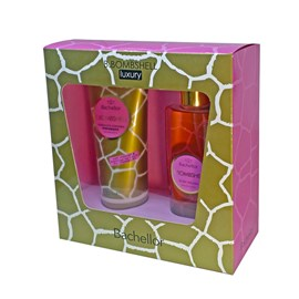 Kit Bachellor Bombshell Hidratante Corporal 200ml + Body Splash - 200ml