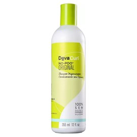 Kit Deva Curl No Poo, One Condition - 355ml + Styling Cream - 500g