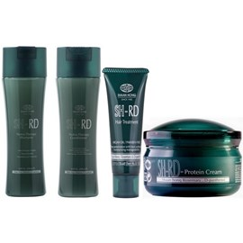 Kit SH-RD Shampoo + Condicionador Nutra Therapy - 250ml + Máscara Hair Treatment - 70ml + Leave-in - 80ml