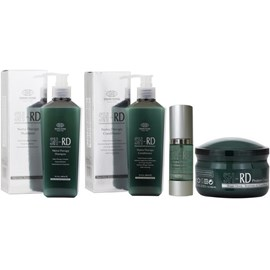 Kit SH-RD Shampoo + Condicionador Nutra Therapy - 480ml + Leave-in - 150ml + Serum Shine - 36ml