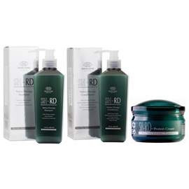 Kit SH-RD Shampoo + Condicionador Nutra Therapy - 480ml + Leave-in - 80ml