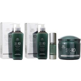 Kit SH-RD Shampoo + Condicionador Nutra Therapy - 480ml + Máscara - 400ml + Serum Shine - 36ml