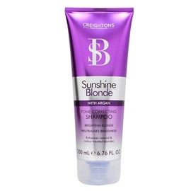 Kit Shampoo e Condicionador Creightons Sunshine Blonde Tone Correcting - 200ml
