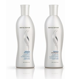 Kit Shampoo e Condicionador Senscience Balance - 300ml
