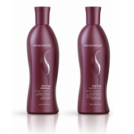 Kit Shampoo e Condicionador Senscience True Hue - 300ml