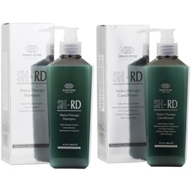 Kit Shampoo e Condicionador SH-RD Nutra Therapy - 480ml