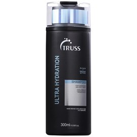 Kit Shampoo e Condicionador Truss Ultra Hydration Cabelos Ressecados - 300ml