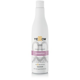 Kit Shampoo e Condicionador Yellow Liss Anti-Frizz - 500ml