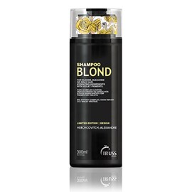 Kit Truss Blond Alexandre Herchcovitch Shampoo + Condicionador - 300ml + Máscara - 180g