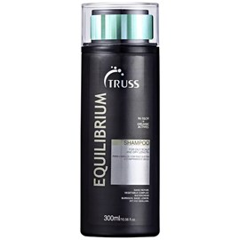 Kit Truss Equilibrium Shampoo + Condicionador - 300ml + Ampola Shock Repair - 17ml