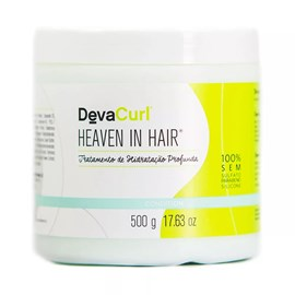 Máscara Deva Curl Heaven In Hair - 500g