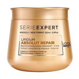 Máscara L'Oréal Absolut Repair Cortex Lipidium -  250g