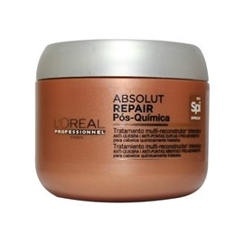 Máscara L'Oréal Absolut Repair Pós Quimica - 200g