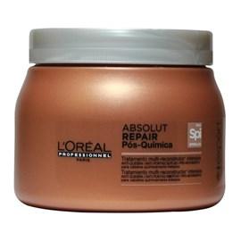 Máscara L'Oréal Absolut Repair Pós Quimica - 500g