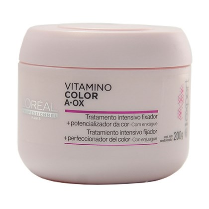 Máscara L'Oréal Vitamino Color A. Ox - 200g