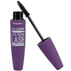 Máscara para Cílios Ruby Rose Full Exposure & Big Volume Lash HB-8308 L4 - 9ml