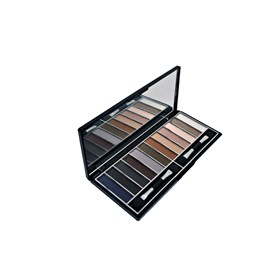 Paleta de Sombras Luisance Day by Day 12 unid cor A - 12g