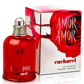 Perfume Feminino Cacharel Amor Amor EDT - 100ml