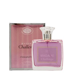 Perfume Feminino Christopher Dark Madame Challenge EDP - 100ml