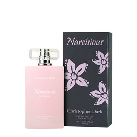 Perfume Feminino Christopher Dark Narcisious EDP - 100ml