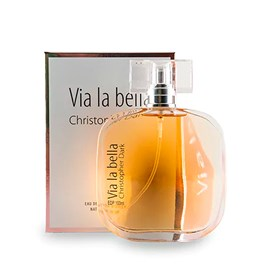 Perfume Feminino Christopher Dark Via la Bella EDP - 100ml