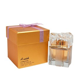 Perfume Feminino Lonkoom A Wish EDP - 100ml