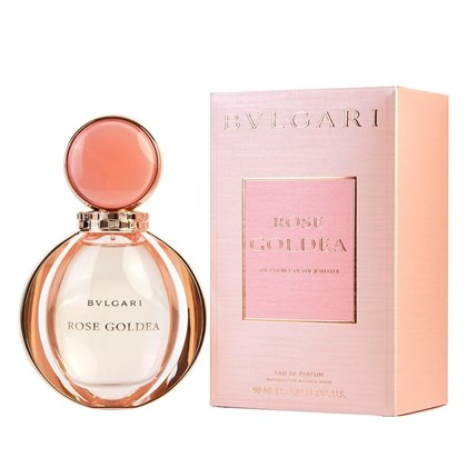 Perfume Feminino Rose Goldea Bvlgari EDP - 90ml