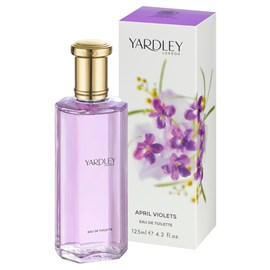 Perfume Feminino Yardley April Violets EDT - 125ml