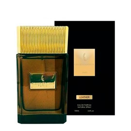 Perfume Masculino Leather Gilles Cantuel EDP - 100ml