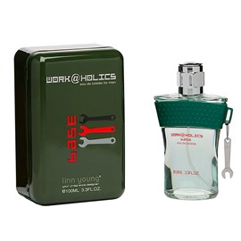 Perfume Masculino Linn Young Work@Holics Base EDT - 100ml