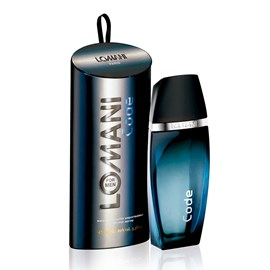 Perfume Masculino Lomani Code For Men EDT - 100ml