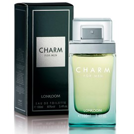 Perfume Masculino Lonkoom Charm EDT - 100ml