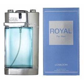 Perfume Masculino Lonkoom Royal EDT - 100ml