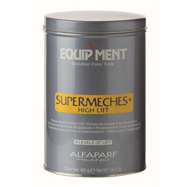 Pó Descolorante Alfaparf Equipment Supermeches+ High Lift 9 tons - 400g