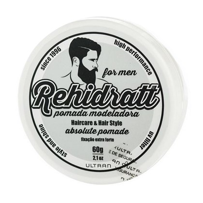 Pomada Modeladora Rehidratt Absolute For Men - 60g