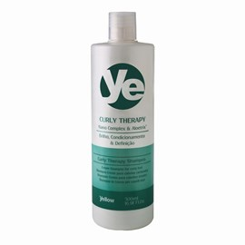 Shampoo Yellow Curly Therapy - 500ml