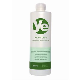 Shampoo Yellow New Form Neutralizante - 500ml